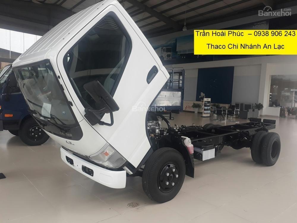 Bán xe tải Fuso Canter 4.7 thùng mui bạt/thùng kín, bán trả góp vay 80%, giá tốt nhất-5