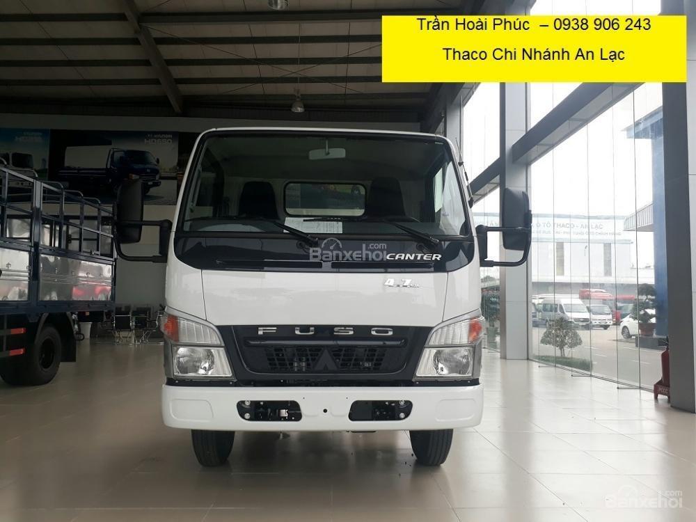 Bán xe tải Fuso Canter 4.7 thùng mui bạt/thùng kín, bán trả góp vay 80%, giá tốt nhất-6