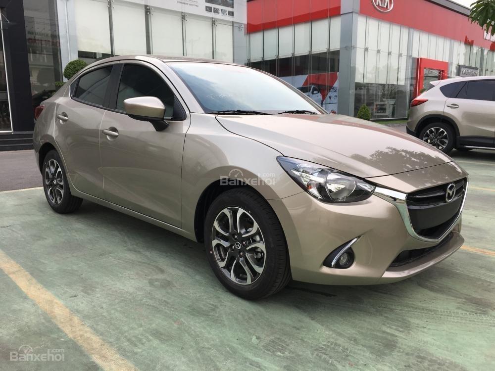 Bán Mazda 2 Sedan giá tốt tháng 5, xe giao ngay, trả góp tối đa - Liên hệ: 0938 900 820-3