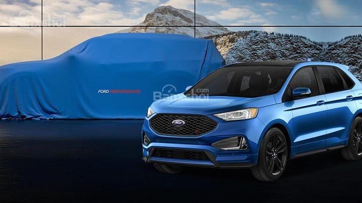 Ford nhá hàng hàng loạt mẫu xe hiệu suất và SUV - Ảnh 2.