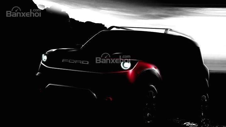 Ford nhá hàng hàng loạt mẫu xe hiệu suất và SUV - Ảnh 3.