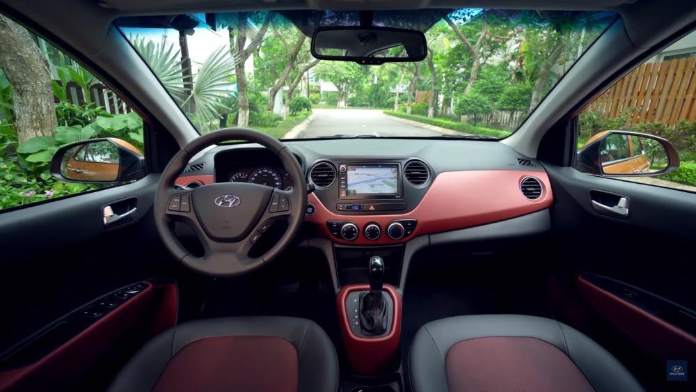 So sánh Suzuki Celerio 2018 và Hyundai Grand i10 2018 về không gian xe 2