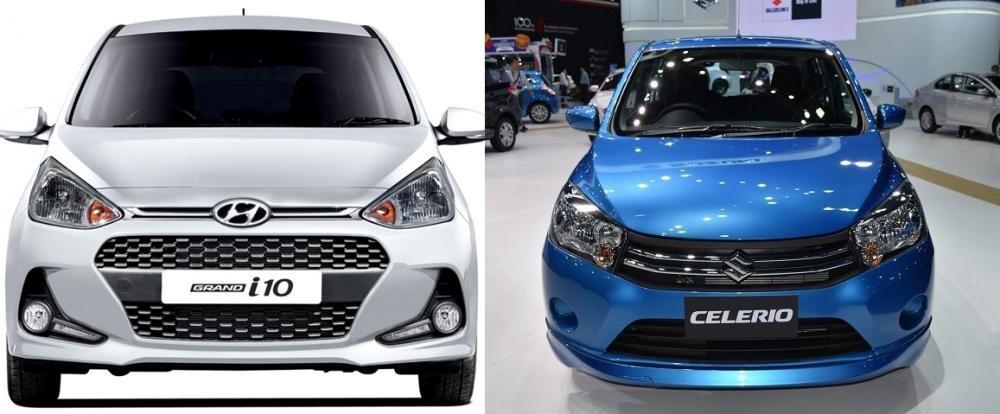 Phân khúc xe cỡ nhỏ giá rẻ: Chọn Suzuki Celerio 2018 hay Hyundai Grand i10 2018? 1