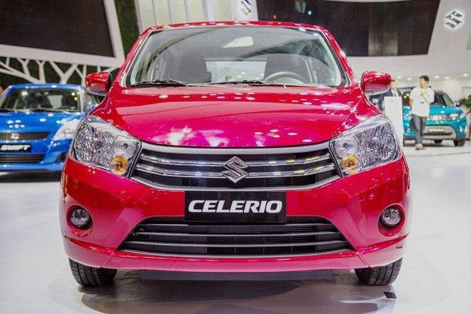 Phân khúc xe cỡ nhỏ giá rẻ: Chọn Suzuki Celerio 2018 hay Hyundai Grand i10 2018? 2