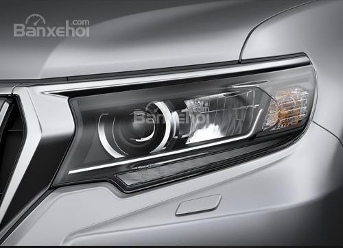 Chi tiết Toyota Land Cruiser Prado 2018 giá 3,25 tỷ đồng vừa mở bán tại Ấn a2