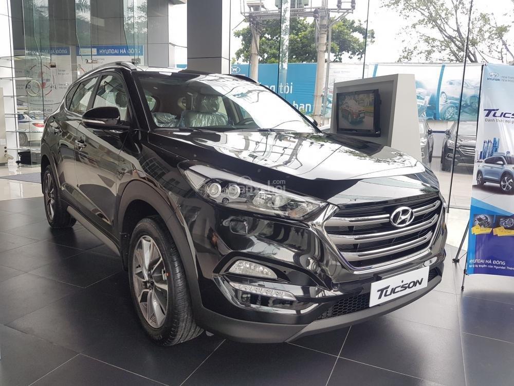 Hyundai Hà Đông - Hyundai Tucson 2019 giao ngay, giá cực tốt, KM cực cao, trả góp 90%, liên hệ ngay 098147677 để ép giá-0