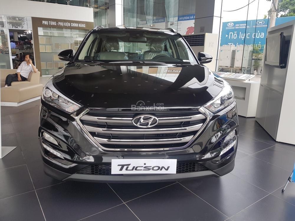 Hyundai Hà Đông - Hyundai Tucson 2019 giao ngay, giá cực tốt, KM cực cao, trả góp 90%, liên hệ ngay 098147677 để ép giá-1