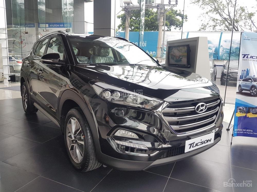 Hyundai Hà Đông - Hyundai Tucson 2019 giao ngay, giá cực tốt, KM cực cao, trả góp 90%, liên hệ ngay 098147677 để ép giá-4