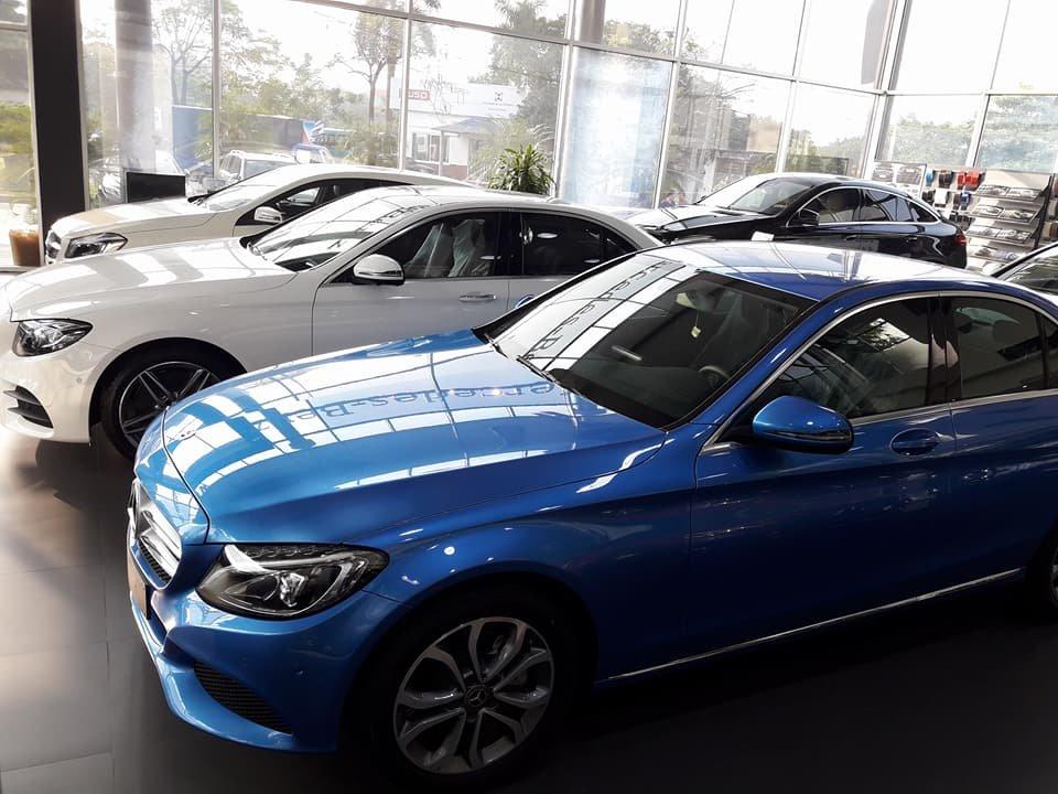 Mercedes Long Biên