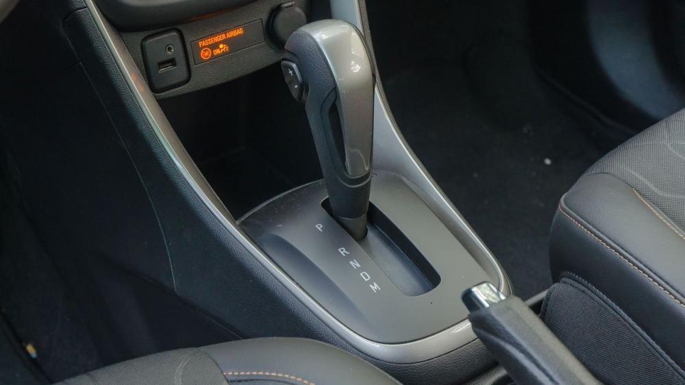 Chevrolet Trax 2018 và Ford EcoSport đều sử dụng hộp số tự động 6 cấp 3