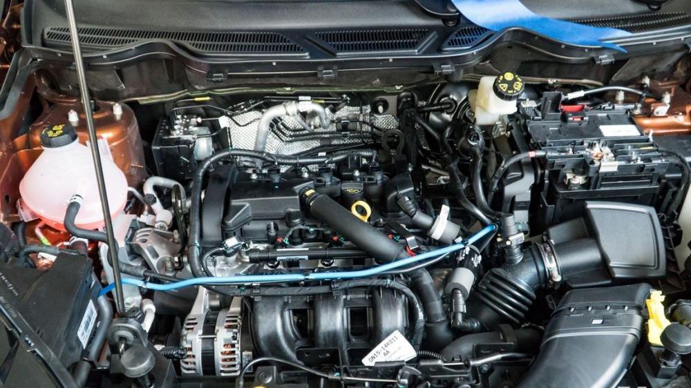 Chevrolet Trax 2018 có thông số vận hành vượt trội hơn Ford EcoSport khá nhiều.
