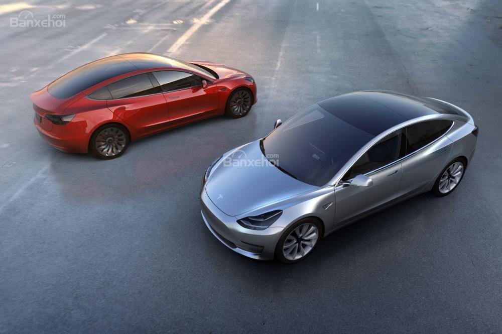 Đánh giá xe Tesla Model 3 2018