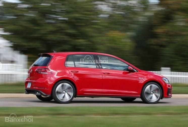Đánh giá xe Volkswagen Golf GTI 2018 về động cơ 1a
