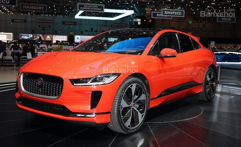 Đánh giá xe Jaguar I-Pace 2019.