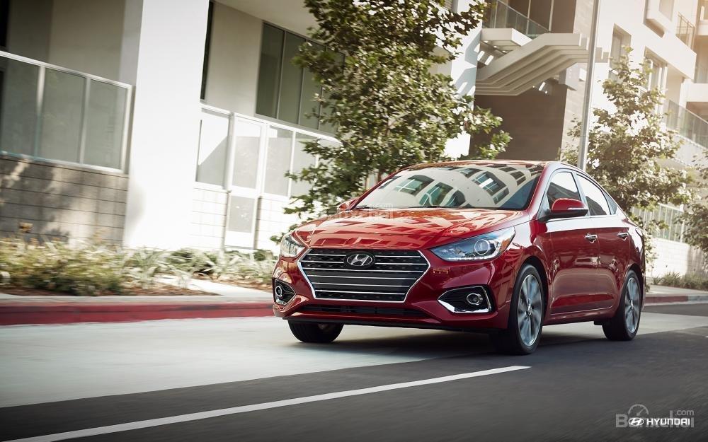 Ưu điểm của Hyundai Accent 2018 - Tiết kiệm nhiên liệu.