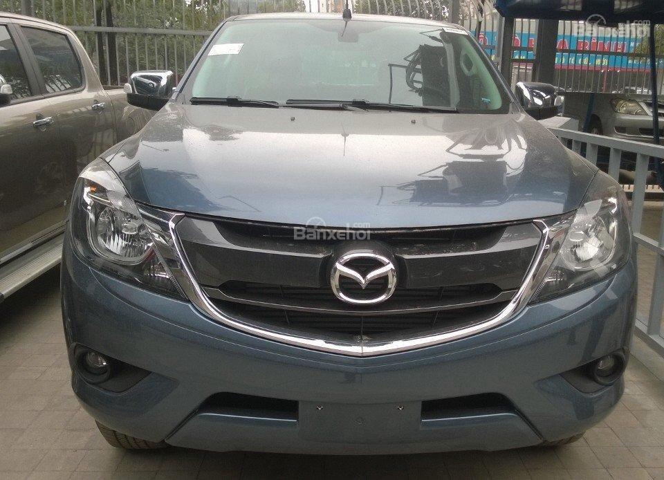 Bán xe bán tải Mazda BT-50 2.2 4WD Facelift 2018, giá tốt nhất Hà Nội, hotline: 0973 560 137 (1)