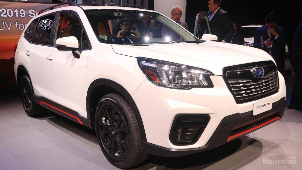 Subaru Forester 2019 có gì khác so với thế hệ cũ? - Ảnh 9.