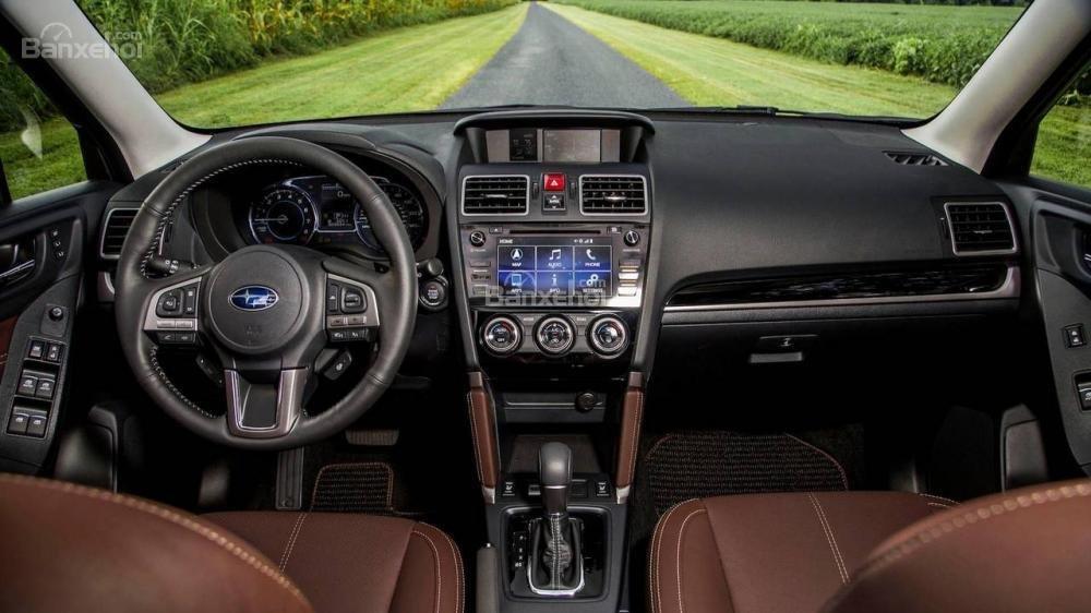 Subaru Forester 2019 có gì khác so với thế hệ cũ? - Ảnh 8.
