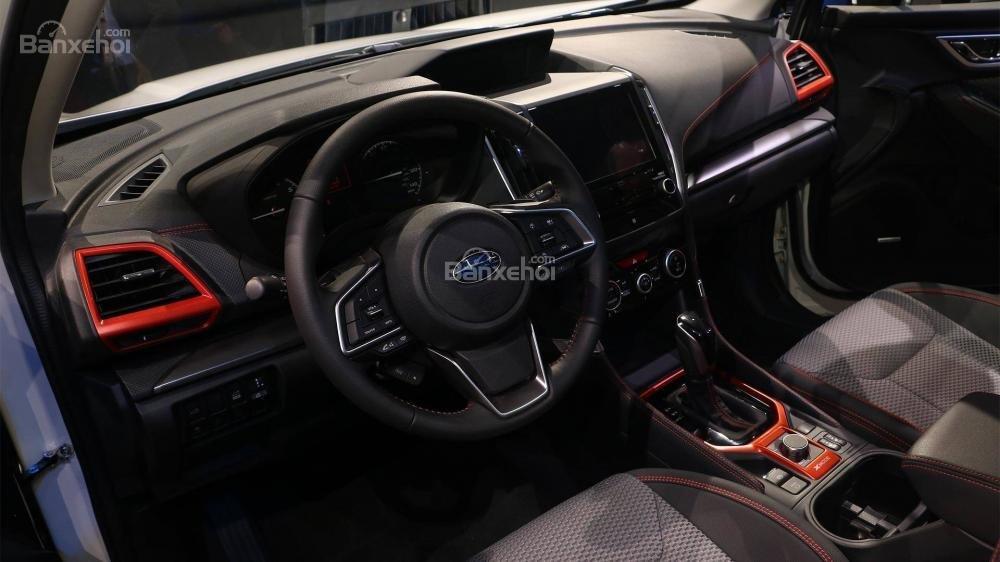 Subaru Forester 2019 có gì khác so với thế hệ cũ? - Ảnh 12.