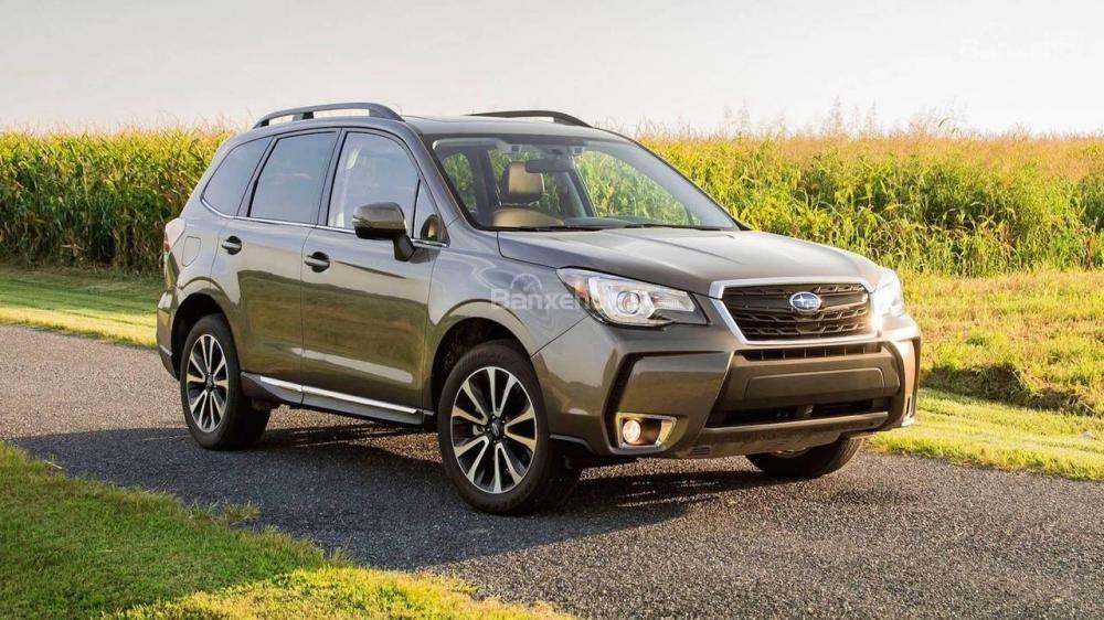 Subaru Forester 2019 có gì khác so với thế hệ cũ? - Ảnh 2.