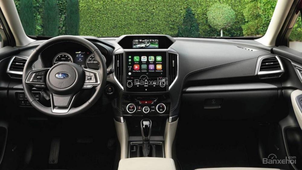 Subaru Forester 2019 có gì khác so với thế hệ cũ? - Ảnh 7.