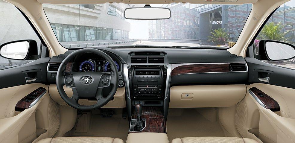 Giá xe Toyota Camry cập nhật mới nhất - Ảnh 2.