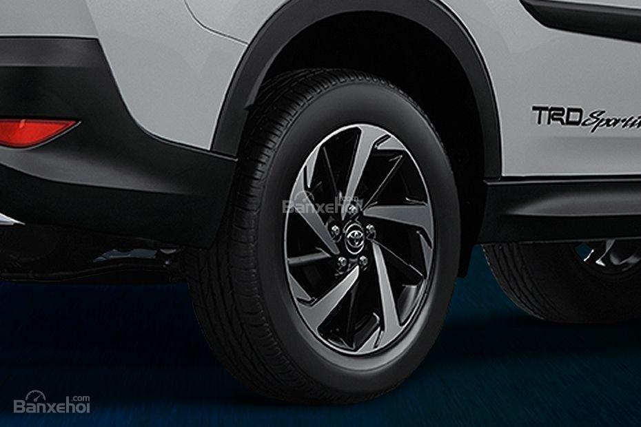 Mâm xe Toyota Rush 2018 1