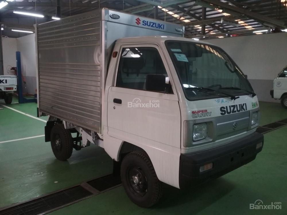 Bán Suzuki Super Carry Truck 5 tạ, giá tốt, nhiều khuyến mại, liên hệ 0936342286 (2)
