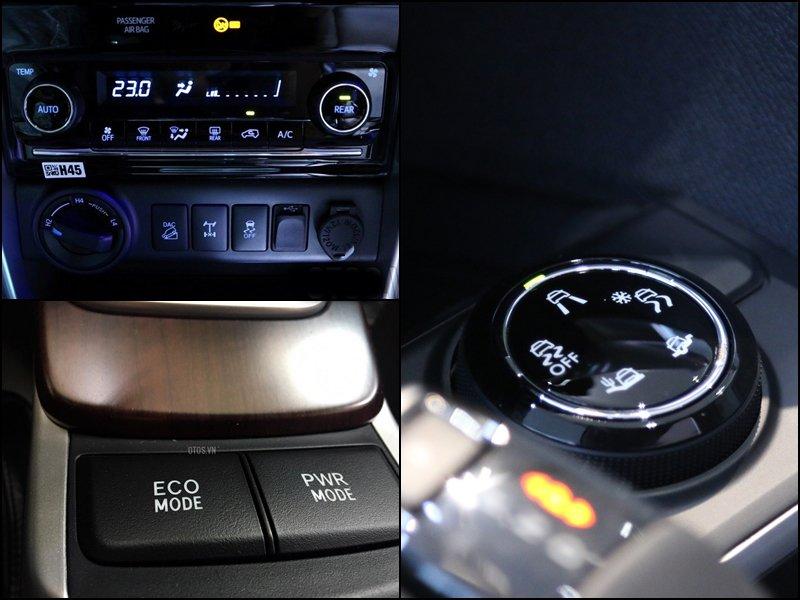 Toyota Fortuner 2018 phù hợp với đường trường trong khi Peugeot 5008 2018 chỉ hợp đi trong thành phố.