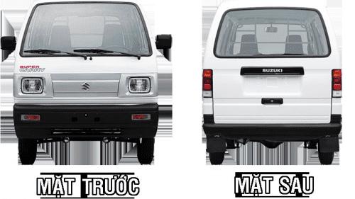 Bán Suzuki Super Carry Truck 1.0 MT sản xuất năm 2017, màu trắng, giá tốt-7