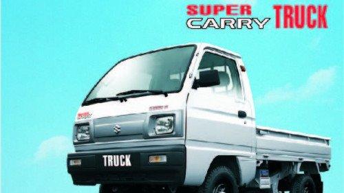 Bán Suzuki Super Carry Truck 1.0 MT sản xuất năm 2017, màu trắng, giá tốt-5
