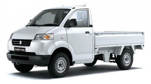 Bán Suzuki Super Carry Truck 1.0 MT sản xuất năm 2017, màu trắng, giá tốt-1