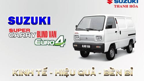 Bán Suzuki Super Carry Truck 1.0 MT sản xuất năm 2017, màu trắng, giá tốt-3