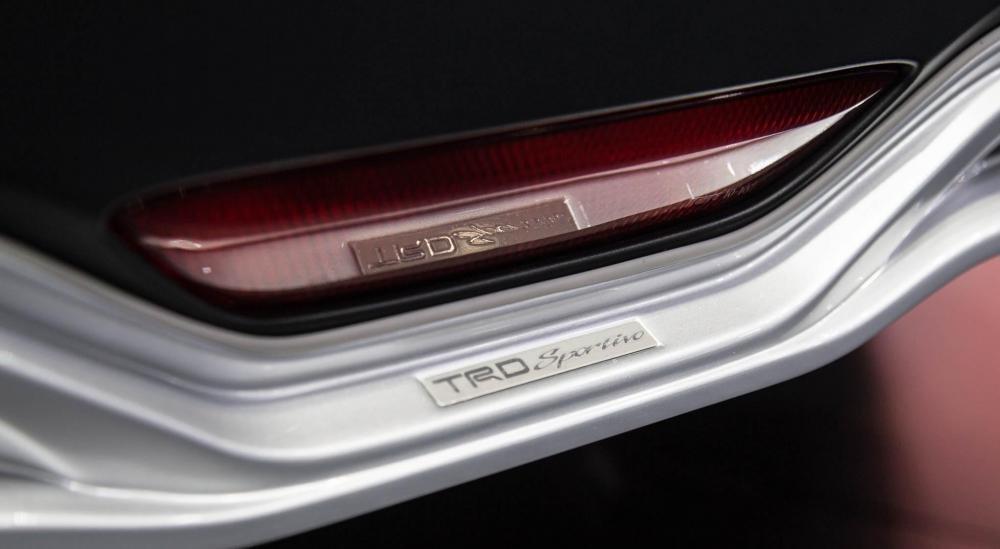 Toyota C-HR 2018 TRD gia nhập Triển lãm Bangkok 2018, thể thao và hấp dẫn 16