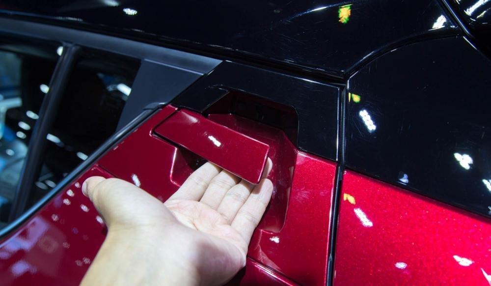 Toyota C-HR 2018 TRD gia nhập Triển lãm Bangkok 2018, thể thao và hấp dẫn 14
