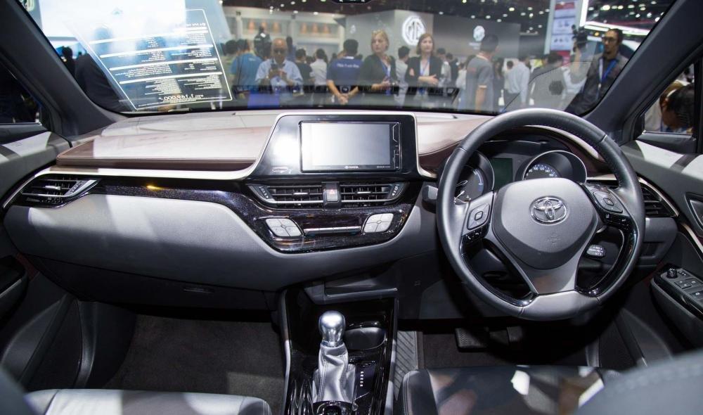 Toyota C-HR 2018 TRD gia nhập Triển lãm Bangkok 2018, thể thao và hấp dẫn 18