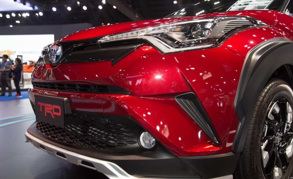 Toyota C-HR 2018 TRD gia nhập Triển lãm Bangkok 2018, thể thao và hấp dẫn 29