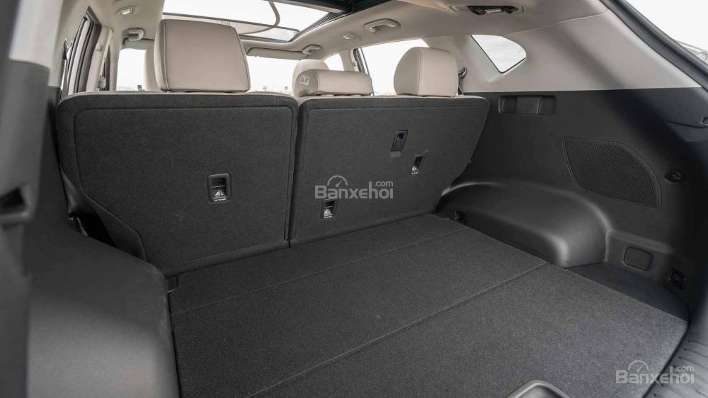 Đánh giá xe Hyundai Tucson 2019: Khoang hành lý