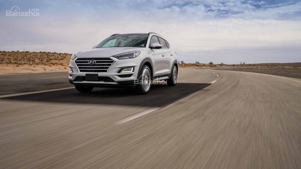 """Hyundai Tucson 2019 - Lựa chọn crossover """"đáng đồng tiền bát gạo"""" nhờ hàng loạt cải tiến mới."""