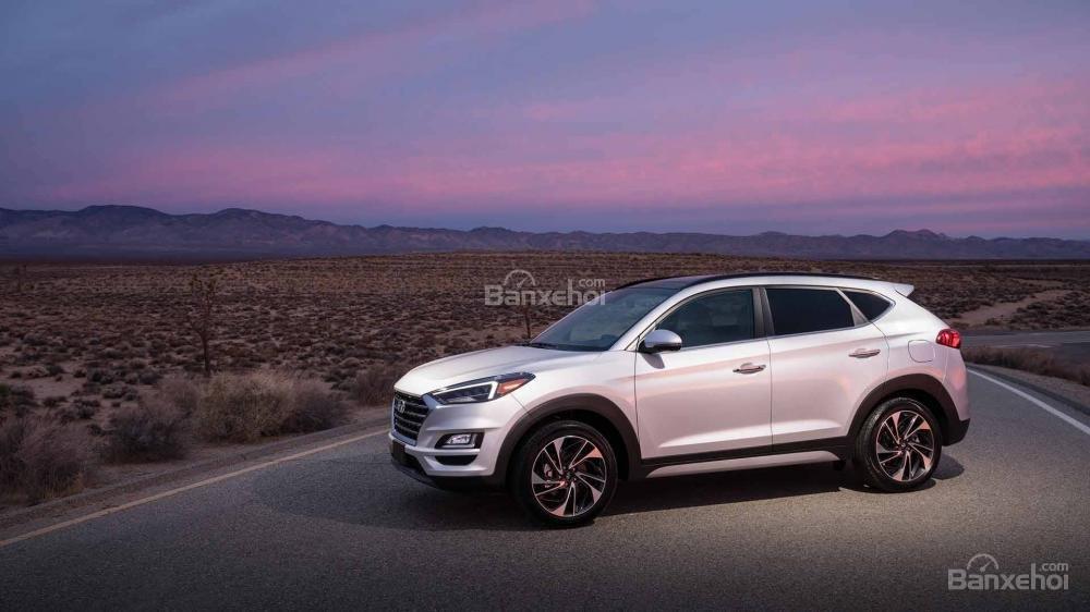 Đánh giá xe Hyundai Tucson 2019