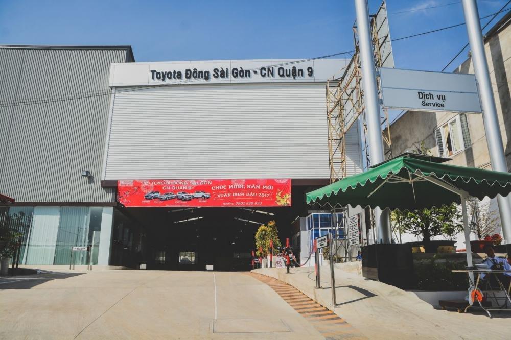 Toyota Đông Sài Gòn - Chi nhánh Quận 9 (2)