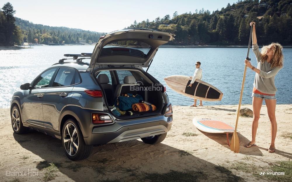 Hyundai Kona 2018 sẽ về Việt Nam 3 bản, giá từ 590 - 690 triệu đồng a9