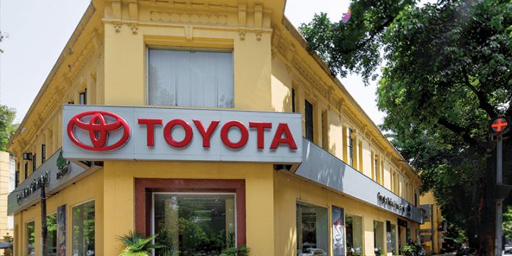 Toyota Hoàn Kiếm