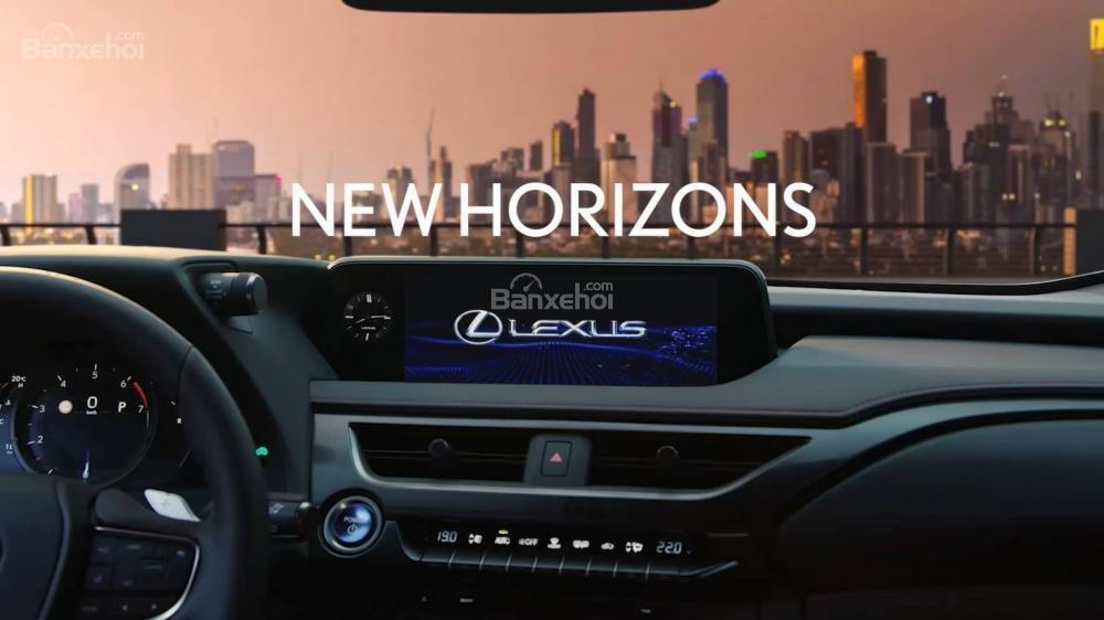 Đánh giá xe Lexus UX 2019 - 2020 về trang bị tiện nghi - Ảnh a1