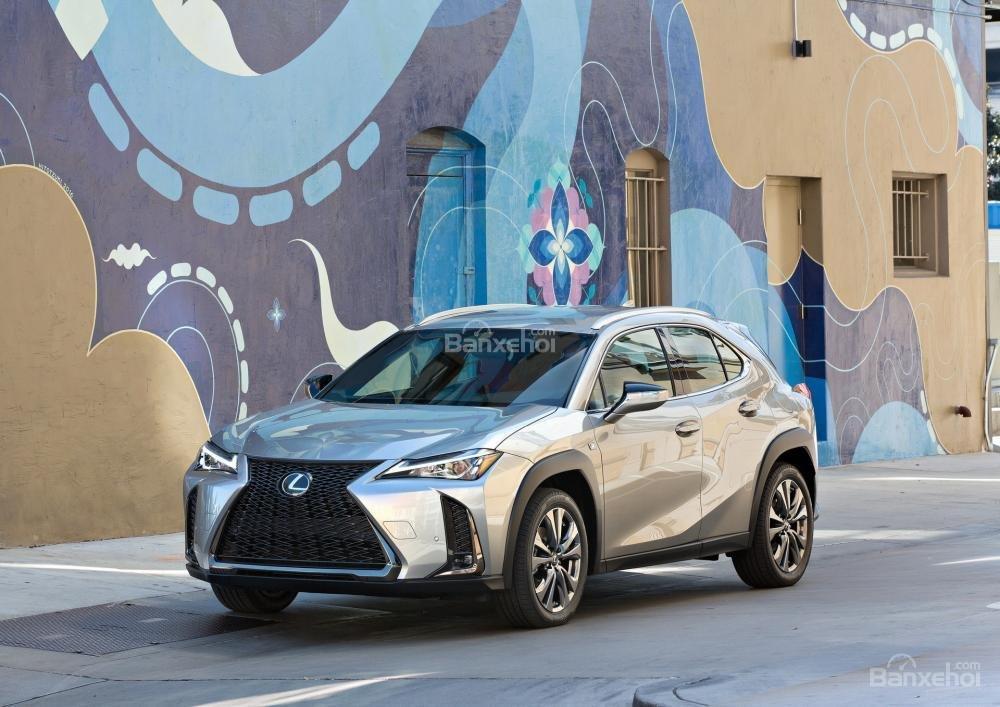 Đánh giá xe Lexus UX 2019 - 2020