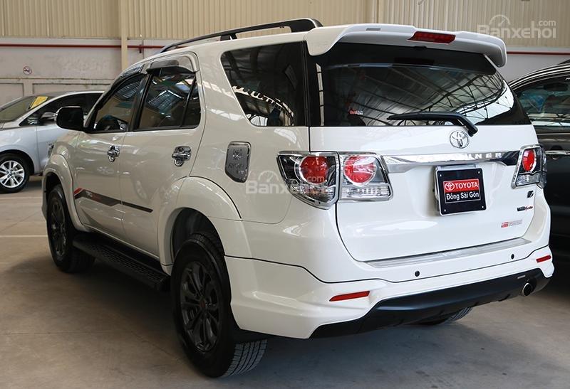 Bán Fortuner TRD số tự động thể thao 2016 xe đi 21.000km bao test hãng, hỗ trợ vay 75%-1