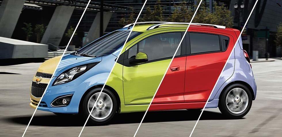 Dưới 400 triệu đồng, chọn Suzuki Celerio 2018 hay Chevrolet Spark LT 2018? 2