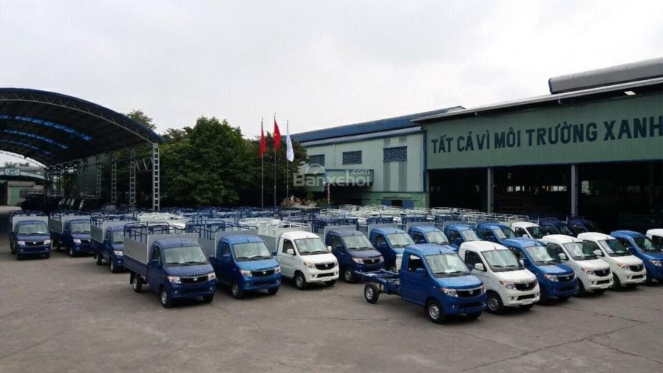 Bán xe tải Kenbo 990kg  Hải Phòng giá ưu đãi (1)
