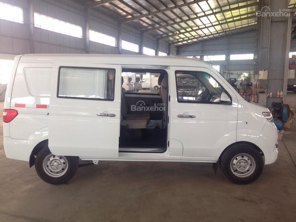 Bán xe tải Van 2 chỗ Kenbo Hải Phòng, giá rẻ chỉ 60tr (1)
