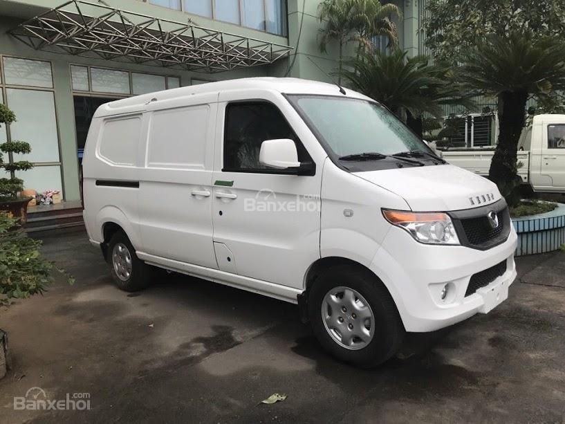 Bán xe tải Van 2 chỗ Kenbo Hải Phòng, giá rẻ chỉ 60tr (3)